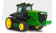 John Deere 9510RT tractor photo