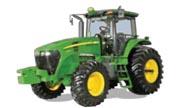 John Deere 7205J tractor photo