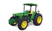 John Deere 5605 tractor photo