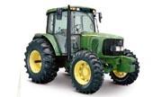 John Deere 6415 tractor photo