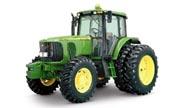 John Deere 7515 tractor photo