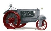 Wallis Cub tractor photo