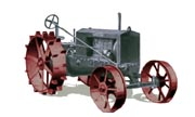 Wallis K 15-25 tractor photo