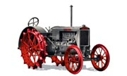 Wallis 20-30 tractor photo