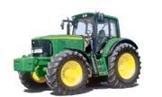 John Deere 6520 Premium tractor photo