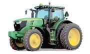 John Deere 6170R tractor photo