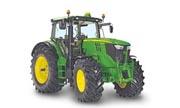 John Deere 6190R tractor photo