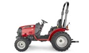 Mahindra Max 28 XL tractor photo