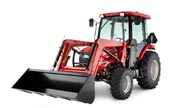 Mahindra 6110 tractor photo