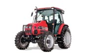 Mahindra 8560 tractor photo