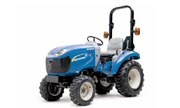New Holland Boomer 20 tractor photo