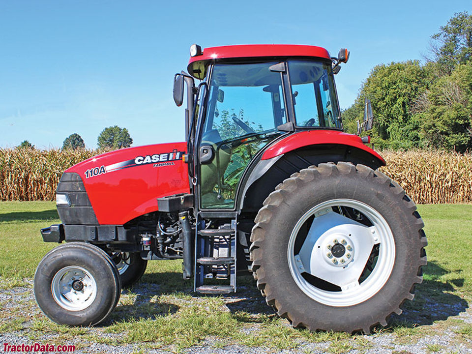 Tractor Data Farm Tractors : Tractordata caseih farmall a tractor photos information