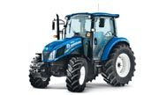 New Holland T4.100 tractor photo