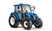New Holland T4.75 tractor photo