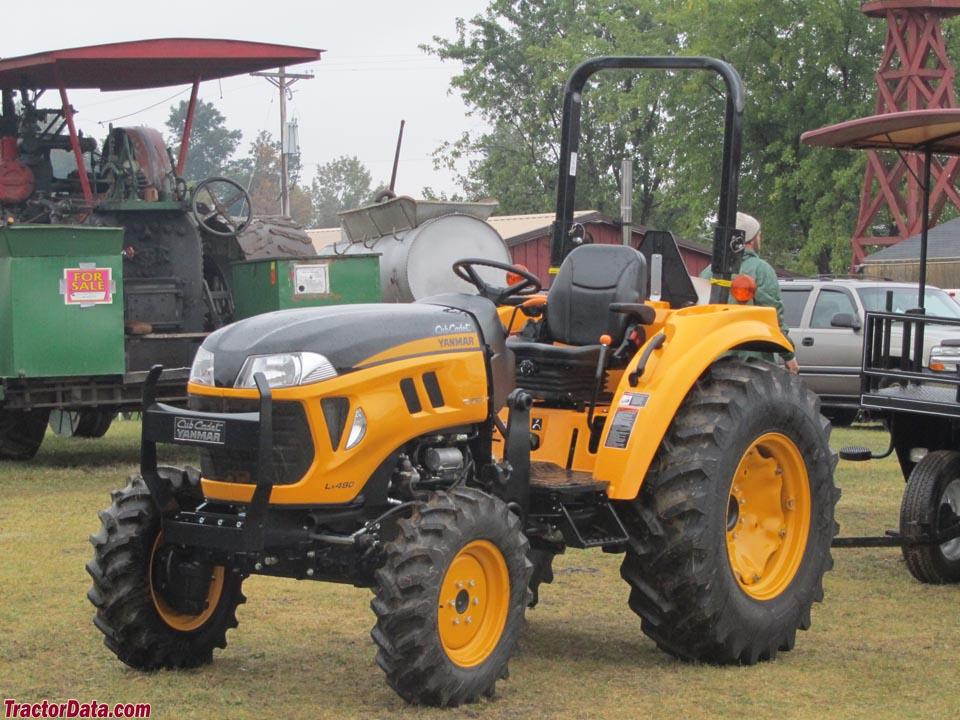Tractordata Com Cub Cadet Lx490 Tractor Photos Information