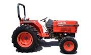 Kubota L4300 tractor photo