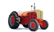 J.I. Case 600 tractor photo