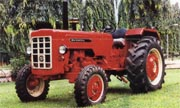 Mahindra 350 tractor photo