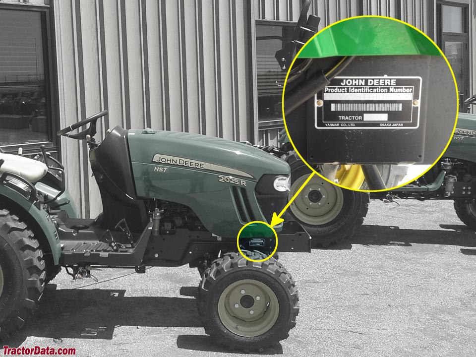 Terrific Tractordata Com John Deere 2025R Tractor Information Wiring Digital Resources Unprprontobusorg
