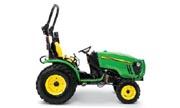 John Deere 2032R tractor photo