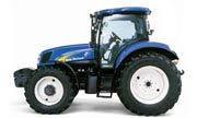 New Holland T6020 Plus tractor photo