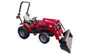 Massey Ferguson 1526 tractor photo