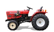 Yanmar YM187 tractor photo