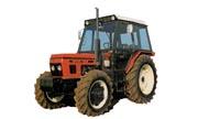 Zetor 6045 tractor photo