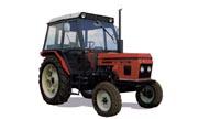 Zetor 7011 tractor photo