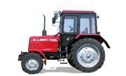 Belarus 5480 tractor photo