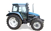 New Holland TS100A tractor photo