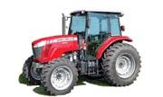 Massey Ferguson 4608 tractor photo