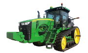 John Deere 8370RT tractor photo
