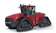 CaseIH Steiger 350 Rowtrac tractor photo