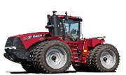 CaseIH Steiger 370 tractor photo