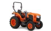 Kubota L3560 tractor photo