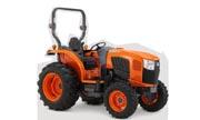 Kubota L4060 tractor photo