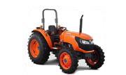 Kubota M7060 tractor photo