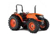 Kubota M8560 tractor photo