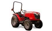 Massey Ferguson 1734E tractor photo