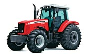Massey Ferguson 7180 tractor photo