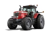 Massey Ferguson 7614 tractor photo