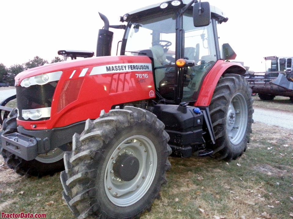Tractordata Com Massey Ferguson 7616 Tractor Photos