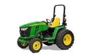 John Deere 3039R tractor photo