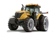 Challenger MT545D tractor photo