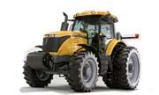 Challenger MT575D tractor photo