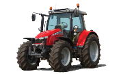 Massey Ferguson 5610 tractor photo
