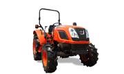 Kioti NX6010 tractor photo
