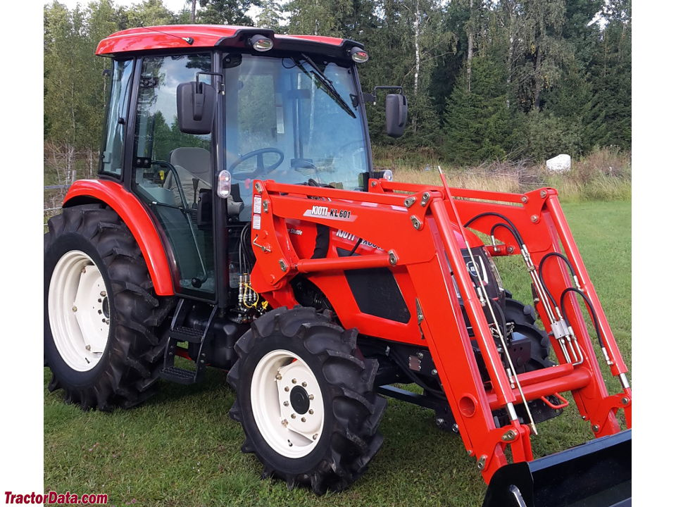 Kioti Tractor Accessories : Tractordata kioti rx tractor photos information