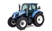 New Holland T5.115 Electro Command tractor photo